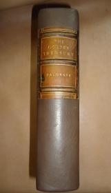 1907年 The Golden Treasury –《英诗金库》名画家Robert Anning Bell全彩图绘本珍贵初版本 上等意大利小牛皮手工装桢 大开本