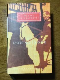 Don Quixote 堂吉诃德 Miguel De Cervantes 塞万提斯Everyman's Library 人人文库 全网最低价包邮(人人文库全场2件9.5折,3件9折)