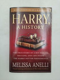 Harry, A History: The True Story of a Boy Wizard, His Fans, and Life Inside the Harry Potter Phenomenon
