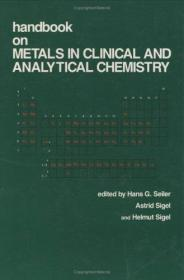 Handbook on Metals in Clinical and Analytical Chemistry - For the Intelligence of Curves and Surf...
