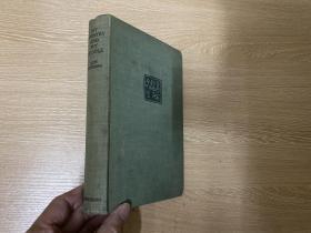 (私藏英国版)My Country and My People   林语堂《吾国与吾民》,代表作,布面精装,1942年老版书