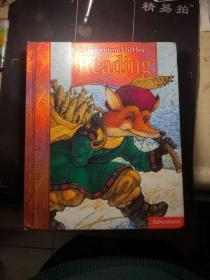 Houghton Mifflin Reading (Adventures 2.1)(英文原版 精装 大16开)