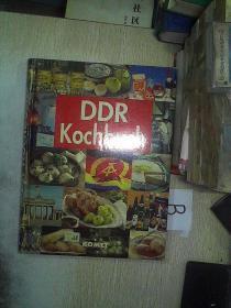 DDR Kochbuch/科德布赫