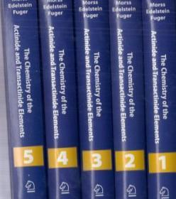 The Chemistry Of The Actinide And Transactinide Elements (5 Volume Set)