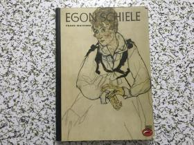 耶贡.席勒 Egon Schiele