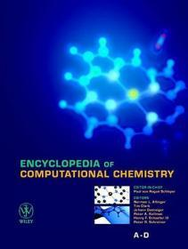 Encyclopedia of Computational Chemistry (Volume 5 only )