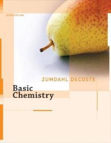 Basic Chemistry (Available 2010 Titles Enhanced Web Assign) (Chapters 1-16)