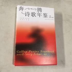 奔腾诗歌年鉴(2018-2019,总第11期)