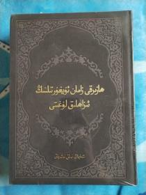 维吾尔语详解辞典(精装)