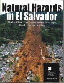Natural Hazards in El Salvador (Special Paper 375)