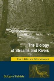 The Biology of Streams and Rivers (Biology of Habitats Series)