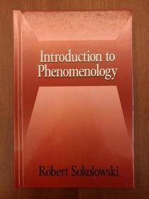 Introduction to Phenomenology(进口原版精装,国内现货)