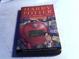harry potter and the philosophers stone(哈利波特与魔法石)【英文版】