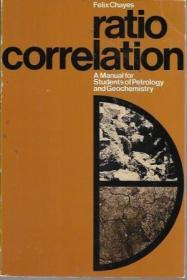 Ratio Correlation: A Manual for Students of Petrology and Geochemistry