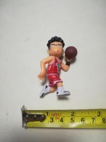 灌篮高手--宫城良田人偶玩具