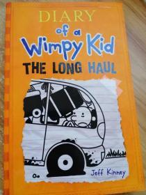 Diary Of A Wimpy Kid (Export Edition): The Long Haul