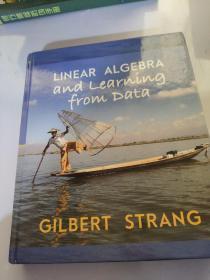 Linear Algebra and Learning from Data 英文原版 Gilbert Strang 线性代数与数据学习 深度学习 神经网络