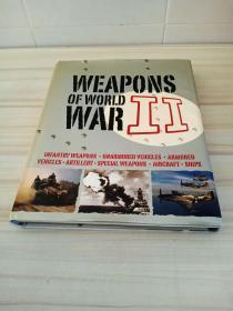 Weapons of WWII 二战武器装备