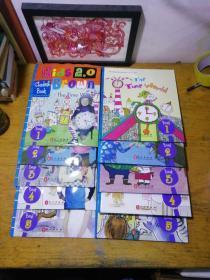 Kids Brown2.0 布朗儿童英语 Level 4级1-5册+练习册1-5(附光盘一张 十本合售)