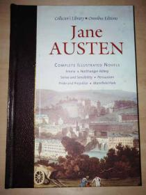 856页 收藏阅读佳品:《奥斯汀小说全集》Jane Austen Complete Illustrated Novels