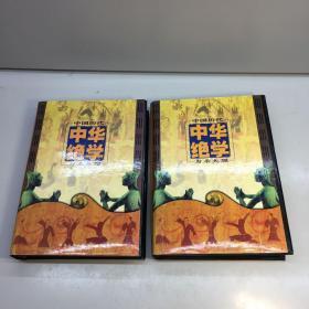 中华绝学 中国历代方术大观(仅存 第2、第3册 共2卷合售)精装、品好【全新未翻阅 一版一印 正版现货 多图拍摄 看图下单】