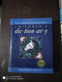 英文原版大精装 The American Heritage Childrens Dictionary