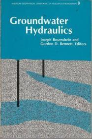 Groundwater Hydraulics (Water Resources Monograph 9)