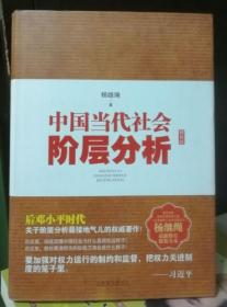 正版书】中国当代社会阶层分析