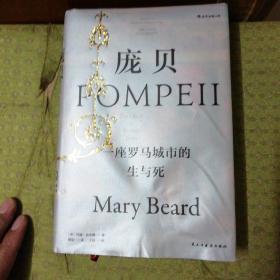 汗青堂丛书036·庞贝:一座罗马城市的生与死(2009年沃尔夫森历史奖获奖作品)