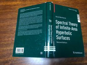 Spectral Theory of infinite- Area Hyperbolic  surface