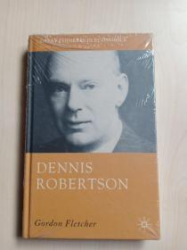 Dennis Robertson (Great Thinkers in Economics) (硬精装) 【详见图】
