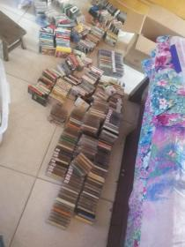 旧磁带打包350盒