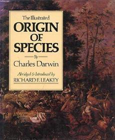 The Illustrated Origin of Species, Abridged Edition