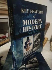 KEY FEATURES OF MODERN HISTORY THIRD EDITION