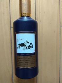 茅台王子酒酒瓶2018年 戊戌狗年纪念酒酒瓶  53度   实图  实录 有现货