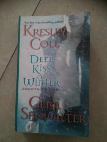 Deep Kiss of Winter 英文原版平装本
