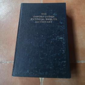 the oxford-duden pictorial English dictionary 牛津杜登英语图解词典