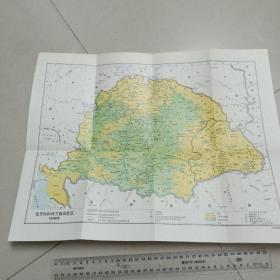 匈牙利和特兰西瓦尼亚1849年当时地图