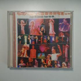 王菲唱游大世界演唱会双CD 王菲演唱会2CD