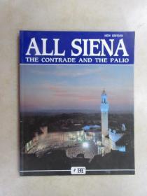 英文书; ENGLISH   ALL  SIENA   共127页    详见图片