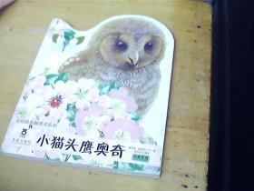 小猫头鹰奥奇 (中英双语)绘本 (亮丽精美触摸书系列)