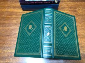 Great Cases of Sherlock Holmes 书口三面刷金,能保存数百年的存档级别的无酸纸h
