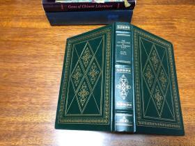 The Adventures of Huckleberry Finn  书口三面刷金,能保存数百年的存档级别的无酸纸