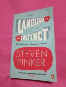 The Language Instinct:The New Science of Language and Mind