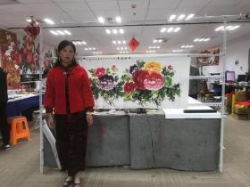 杨雪红老师国画牡丹富贵天成