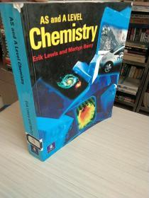AS and A LEVEL Chemistry Erik Lewis and Martyn Berry