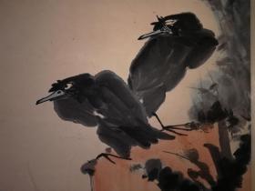 潘天寿花鸟