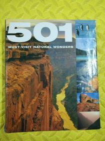 501 Must Visit Natural Wonders[501个必须看的自然奇观]