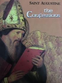 英文原版:The confessions