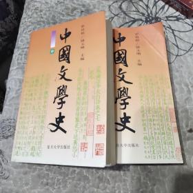 中国文学史(中下)